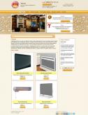 Интернет-магазин по продаже инфракрасных  панелей
